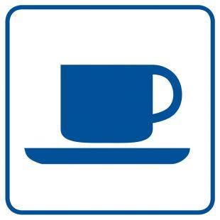 RA031 - Kawiarnia - znak informacyjny