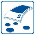 RA039 - Kantor wymiany walut - znak informacyjny