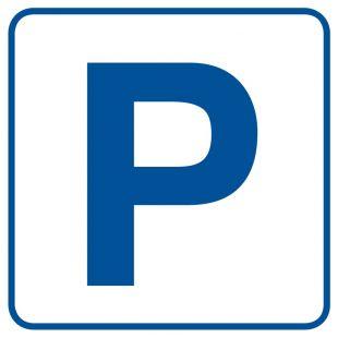 RA074 - Parking - znak informacyjny