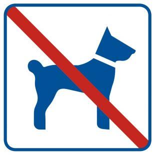 RA507 - Zakaz wprowadzania psów