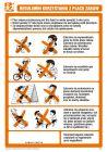 Regulamin korzystania z placu zabaw - znak, tablica wojskowa - NG001