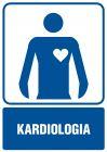 RF018 - Kardiologia - znak informacyjny
