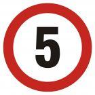 SA003 - Ograniczenie prędkości 5