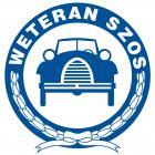 SC008 - Weteran szos - znak, naklejka samochodowa