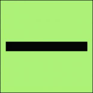 Sekcja klasy A - znak morski - FA028