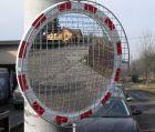Siatka zabezpieczająca okrągła