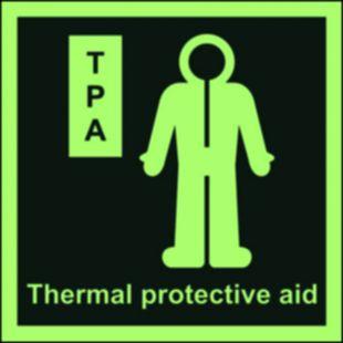 Środki ochrony cieplnej - znak morski - FB026