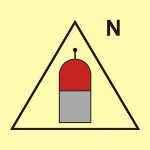 Stanowisko zdalnego uwalniania (N-azot) - znak morski - FI059