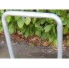 Stojak rowerowy typu bramka - przygotowany do wbetowania
