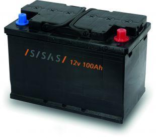 Sygnalizacja świetlna drogowa, tymczasowa, LED, bezprzewodowa, wahadłowa - akumulator 90 Ah