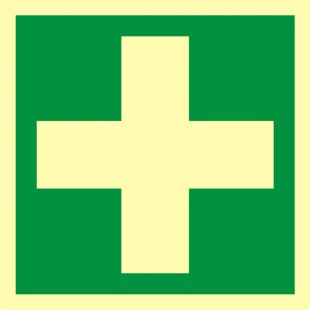 Szafka z lekarstwami - znak morski - FB063