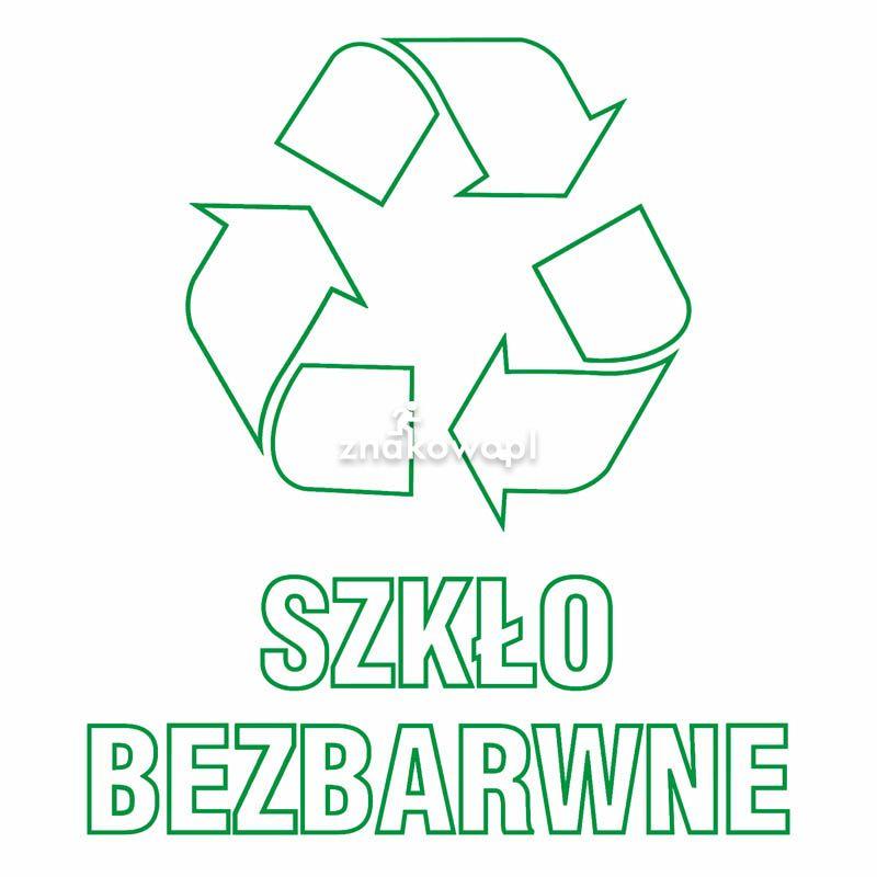 Szkło bezbarwne 1 - Segregacja odpadów w świetle nowych przepisów