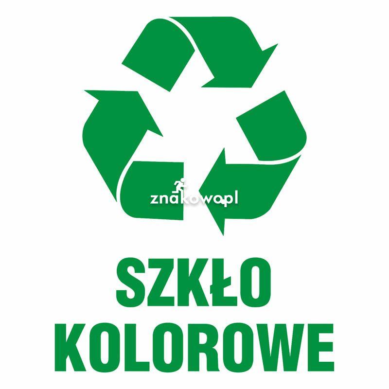 Szkło kolorowe 1 - Segregacja odpadów w świetle nowych przepisów