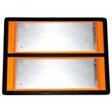 Tablica ADR numeryczna wymienna - baza 30x40cm - Etykiety CLP – transport materiałów niebezpiecznych