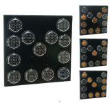 Tablica kierunkowa drogowa 105x105 U-26 - panel świetlny - 13 lamp LED 20cm - Urządzenia do kontroli ruchu drogowego