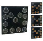 Tablica kierunkowa drogowa 70x70 U-26 - panel świetlny - 13 lamp LED 10cm