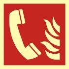 Telefon alarmowania pożarowego