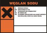 Węglan sodu - etykieta chemiczna, oznakowanie opakowania - LC036 - Czynniki chemiczne w miejscu pracy – wyjaśnienie podstawowych pojęć