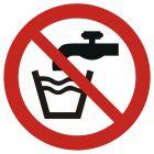 Woda niezdatna do picia