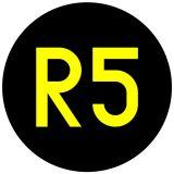 Wskaźnik kanału radiowego W28 - znak kolejowy - Przytorowe wskaźniki kolejowe (W-12 – W-34)