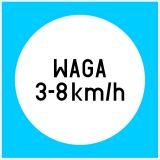 Wskaźnik ważenia składu W30 - znak kolejowy - Przytorowe wskaźniki kolejowe (W-12 – W-34)
