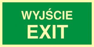 Wyjście exit
