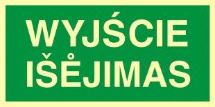 Wyjście - Isejimas