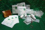 Wyposażenie apteczki pierwszej pomocy DIN 13164 - Wyposażenie apteczki samochodowej