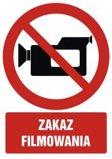 Zakaz filmowania