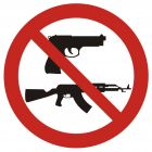 Zakaz noszenia broni