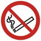 Zakaz palenia tytoniu - znak bhp zakazujący - GAP002