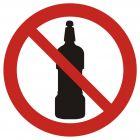 Zakaz używania detergentów - znak bhp zakazujący - GB036