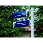 Zamów - Tablica hipoteczna szyld tabliczka adresowa - numer domu budynku ulicy - blacha emaliowana - wg projektu, na zamówienie