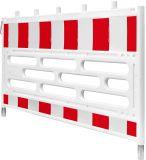 Zapora drogowa U-20 PCV Standard D F1 - Urządzenia BRD do zabezpieczania robót drogowych