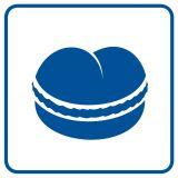 Zimny bufet - znak informacyjny - RA028 - Lokal gastronomiczny – o jakich znakach należy pamiętać?