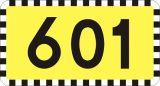 Znak E-15e Tablica numeru drogi wojewódzkiej o zwiększonym dopuszczalnym nacisku osi pojazdu (10t) - drogowy kierunku miejscowości - Wysokość umieszczania znaków drogowych