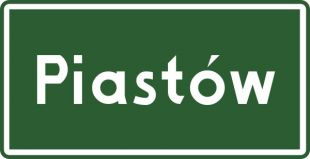 Znak E-17a Znak miejscowości - drogowy kierunku miejscowości