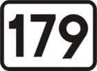 Znak kilometrowy, cyfra kilometrowy U-7