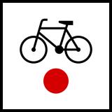 Znak R-1a Początek (koniec) szlaku rowerowego krajowego R-1a - drogowy - Rodzaje znaków drogowych: jaki jest podział oznaczeń drogowych? Z przykładami