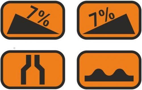 Znak R-4t Tabliczka do drogowskazu szlaku rowerowego R-4 - drogowy - Znaki szlaków rowerowych